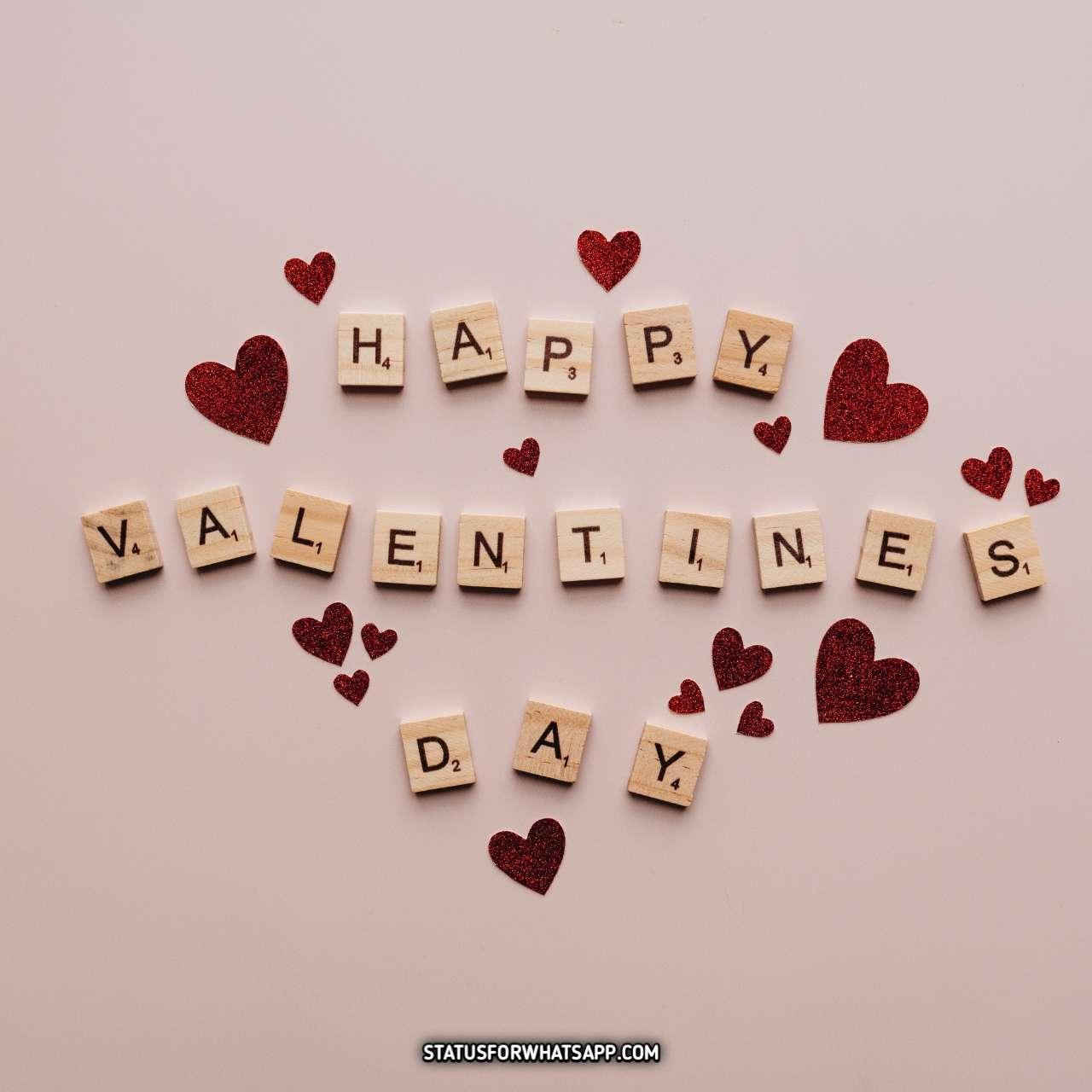 Happy Valentinesday Status