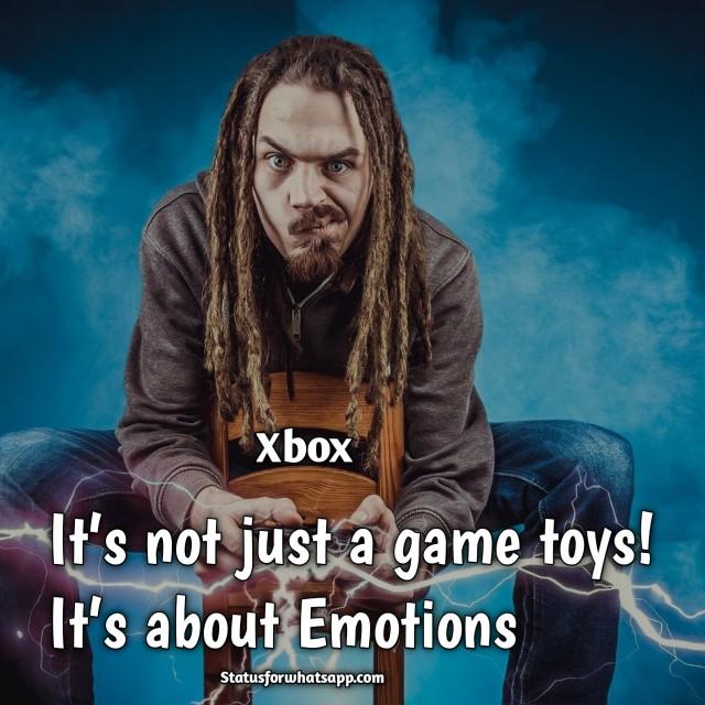 Xbox Quates