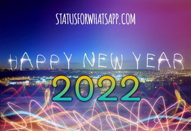 Happy New year 2022 New Look